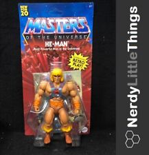 Masters of the Universe Origins - MOTU - Wave 1 - He-Man - Neu und OVP