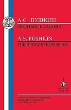 Pushkin: Bronze Horseman (BCP Russian Texts) NEW BOOK