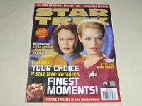 Star Trek The Official Monthly Magazine UK Titan 87 Levar Burton Jeri Ryan 7