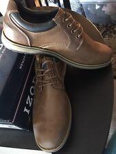 Izod Men's Casual Shoes  Size 11.5 Color Brown