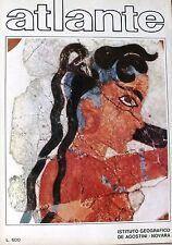 ATLANTE - Settembre 1972 [Rivista, Istituto Geografico De Agostini Novara]