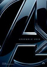 Die Avengers Film Poster (ein) : 27.9x43.2cm - Avengers Poster