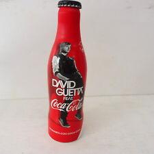 * COCA COLA® BOUTEILLE ALU PLEINE 2012 DAVID GUETTA