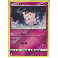 38/68 Clefairy | Common Reverse Holo | Pokemon Trading Card Game Hidden Fates
