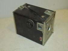 Vintage 1940's Ansco Shur Shot Box Camera Working VFC
