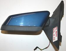 BMW 3 SERIES E46 SALOON ESTATE WING MIRROR PASSENGER SIDE NS TOPAS BLUE