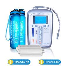 Aqua Ionizer Deluxe 5.0™ Premium Bundle!!! Alkaline Ionizer Machine Water Filter