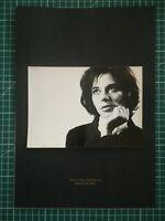 DD121 PHOTO TBE circa 1950 17x13cm Portrait Ma^tre Annie Epelbaum avocate