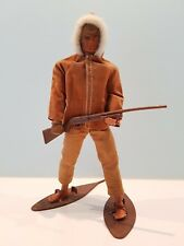 TORPEDO FIST Big Jim's P.A.C.K. Snow Suit & Snow Shoes Mattel 1975