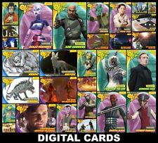 Topps Star Wars Card Trader TALES OF OUTER RIMS Wave 2 [29 CARD FULL AGE SETS]