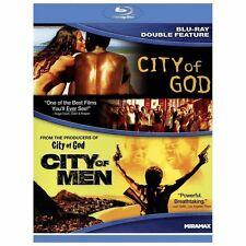 City of God/City of Men (Blu-ray Disc, 2013)