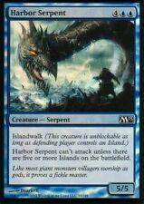 Harbor Serpent foil | nm | m13 | Magic mtg
