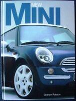 NEW MINI GRAHAM ROBSON CAR BOOK