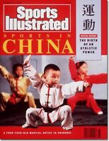 August 15, 1988 CHINA Martial Arts Sports Illustrated
