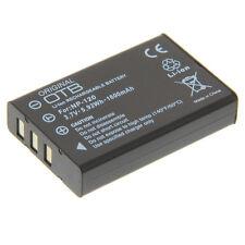 BATTERIA Power np-120 per Pentax Optio 450 550 555 750 Z MX