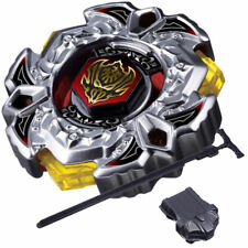 4D Beyblade Variares D:D Metal Fusion Top Fight Masters Grip Launcher Game Toys
