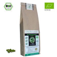 Bio-Moringa Kapseln NACHFÜLLPACK, 200 g = 415 Kapseln, TOPPREIS