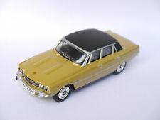Rover 3500 V8 in mandel braun almond brown, Vanguards VA06500 / Lledo in 1:43!