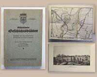 Brinkmann Mühlhäuser Geschichtsblätter Jg. 30 1931 Ortskunde Thüringen xz