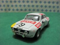 ALFA ROMEO Giulia GTA junior 1300 coupè Bertone 24h SPA 1971 -1/43 PK RAC 015