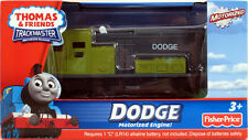 Thomas the tank engine  TRACKMASTER TRAIN  Dodge ***  *** new in box