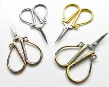 Embroidery Scissors Sewing Snips   Vintage-Style Antique Needlework Thread Yarn