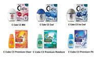 Rohto C Cube C3 Eyedrops 6types 13ml~18ml from Japan