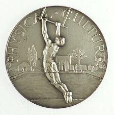 Great Britain sports gymnastics PHYSICAL CULTURE By Pinches London thin embossed
