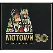 Various Artists - Motown 50 Yesterday-Today-Forever (3CD Set 2008) FREEPOST