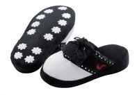 WOODWORM DELUXE GOLF SLIPPERS - SMALL SIZES 6-8