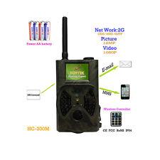 Outdoor HC-300M MMS Digital Hunting Camera Trail Camera 12MP  1080P HD Video New