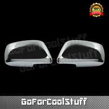 For Nissan 2005-2006 Frontier Chrome Mirror Cover Triple Chromed Good Quality
