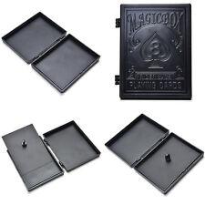 1 Pcs Restore Box Broken Paper Card Case Close-up Magic Tricks Props Toys E6