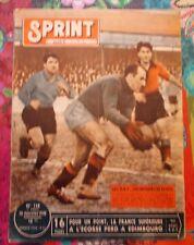 SPRINT 26 janvier 1948 //////// Couttet, Caurla, AS Béziers, Gremillet, Busnel,