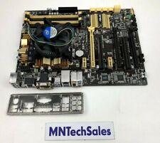 ASUS | Z87-A | LGA 1150 Intel Z87 HDMI SATA 6Gb/s USB 3.0 ATX Motherboard