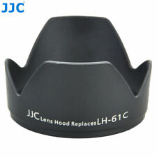 JJC Black Lens hood for OLYMPUS Zuiko Digital ED 14-42mm M.Zuiko 14-150mm LH-61C