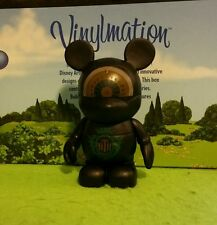 "DISNEY Vinylmation 3"" Park Set 4 Park Hollywood Tower of Terror Hotel"