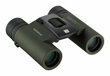 New! OLYMPUS Binoculars 8 X 25 WP II GRN Waterproof Green from Japan!