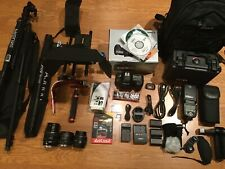 NEW Canon EOS 5D Mark IV 30.4 MP Digital SLR Camera W/3Lens W/MATTE BOX FOLLOWFS