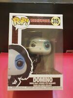 #315 DOMINO FUNKO POP! DEADPOOL VINYL listing #2