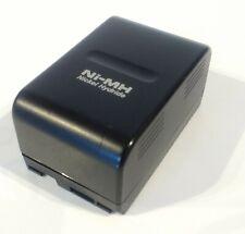 Panasonic Battery VW-VBH20E 4.8V 4200mAh / 20.2Wh NiMH Untested