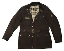Belstaff Trialmaster Limited Edition 1948 Che Guevara Wax Jacket BROWN Medium M