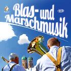 CD Blasmusik und Marschmusik von Various Artists aus The World Of Serie 2CDs