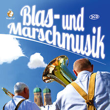 CD Blasmusik und  Marschmusik von Various Artists aus The World Of Serie 2CDs