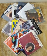 "Lot of 25 7"" 45RPM Vinyl Records Various Artists/Genres Please See Pictures 003"