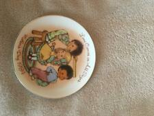 Avon Mother's Day Plate, 1984