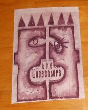The Woodentops Postcard Original Promo 6x4