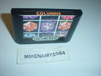 COLUMNS puzzle game cartridge only for Sega GENESIS system