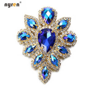 Multi Color Crystal Metal Snap Charms 18mm Ginger Snap Button For Snap Jewelry