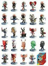 2008 Kamen Rider V3, Masked Rider Mini Big Head Anime case of 20 figures MIB